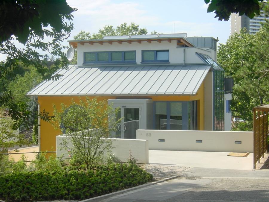 Elternhaus und Büroräume des Fördervereins für Tumor- und Leukämiekranke Kinder Mainz